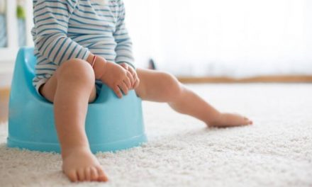 How I Potty Trained My Toddler Fast
